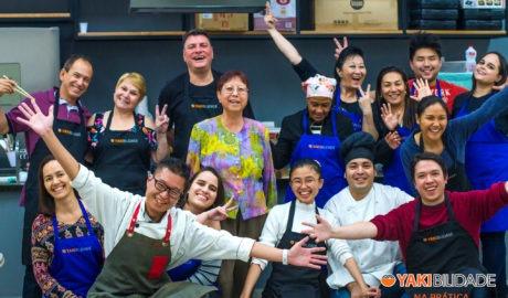 Curso de Culinária Japonesa em São Paulo – Yakibilidade na Prática