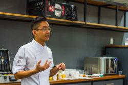 Curso de Confeitaria Yogashi em São Paulo com o Chef Cesar Yukio 18/04/2020 @ Cozinha do Espaço Cultural