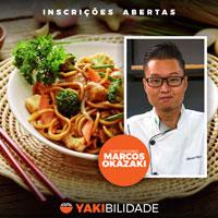 Curso de Culinária Japonesa em São Paulo - Yakibilidade na Prática 15/03/2020 @ Cozinha do Espaço Cultural