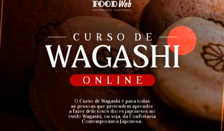 Curso Online de Confeitaria Japonesa Tradicional Wagashi – Completo