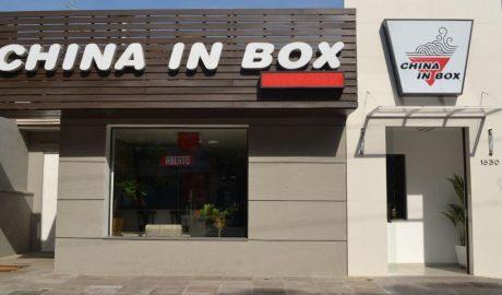 China in Box: uma inovação inspiradora