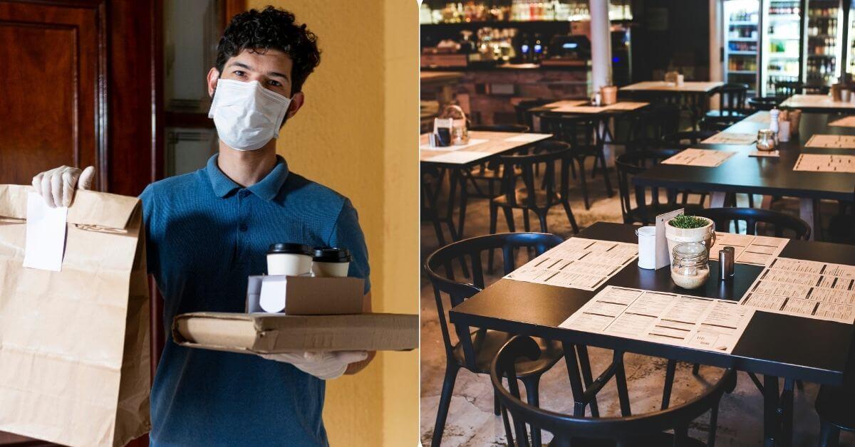 Montar um delivery ou abrir um restaurante?